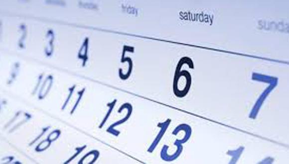 """תאריכים חשובים לשנת הלימודים תשפ""""א"""
