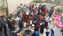 פורים מרץ 2016 בבית הספר